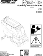 MINI-HD - Operator Manual