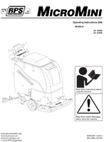 MicroMini - Operators Manual