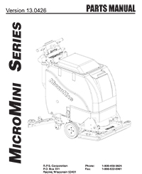 MicroMini<br>Parts Manual<br>(2.6 MB)