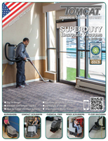 SuperDuty Backpack Vacuum Brochure