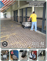 Model GT & VR Sweepers Brochure <br>(797KB)