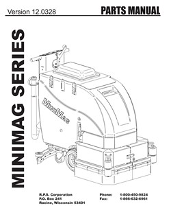 MiniMag - Parts Manual <br>(4.38 MB)