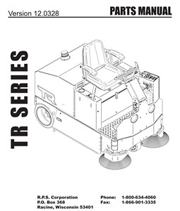 TR - Parts Manual <br>(2.33 MB)