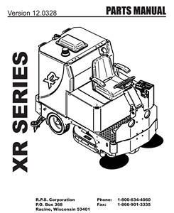 XR - Parts Manual<br>(4.08 MB)