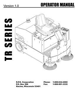 TR - Operators Manual <br>(1.99 MB)